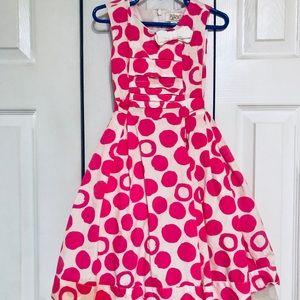 💕Cute polka dot dress